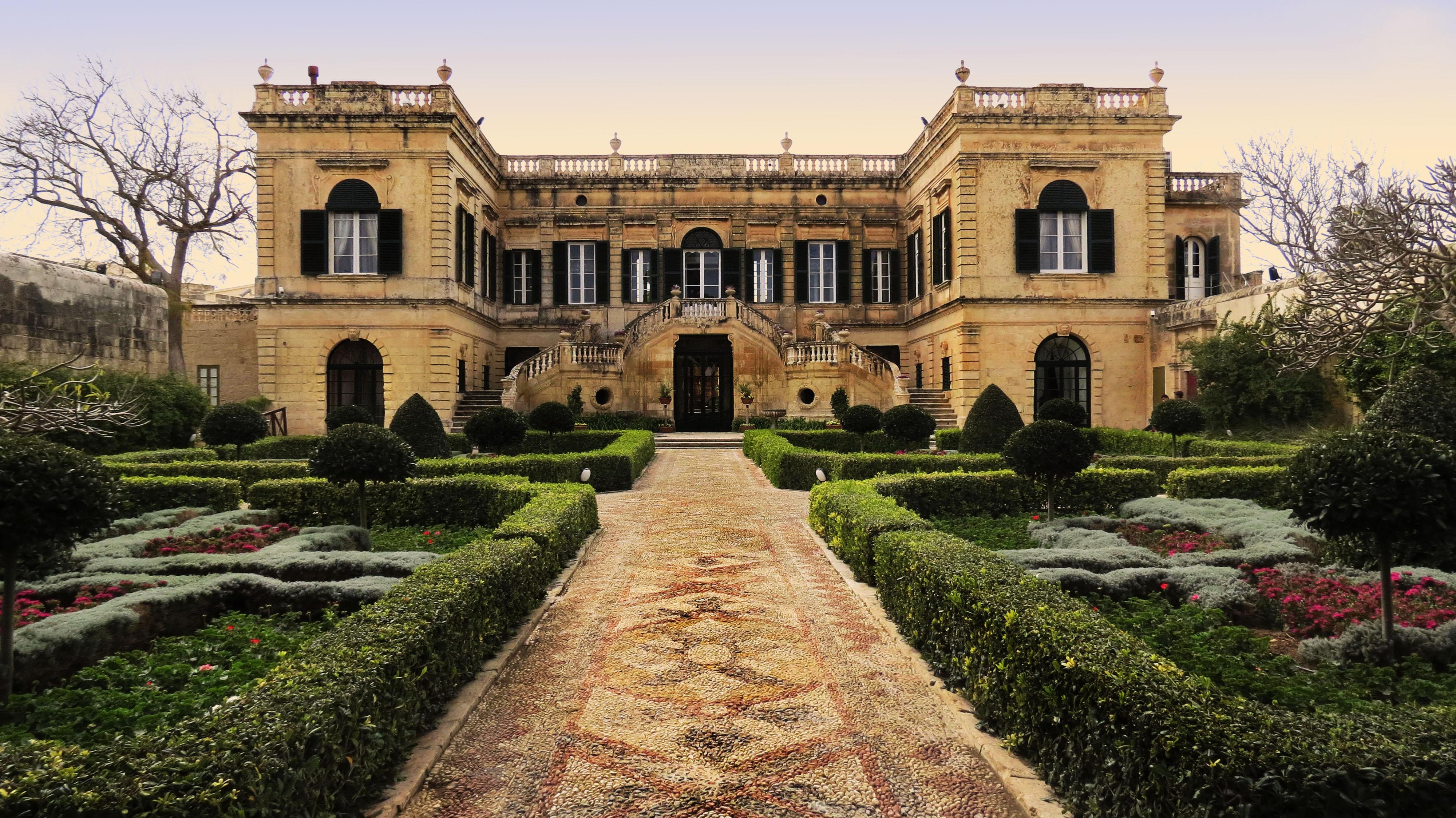 Villa Francia - The Prime minister of Malta residence | Lija Local ...