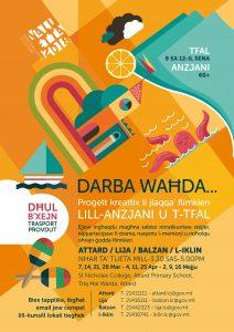 Darba wahda poster