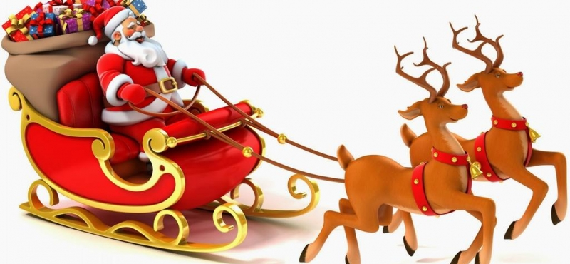 FATHER CHRISTMAS ACTIVITY 2018 – FUN FOR THE KIDS